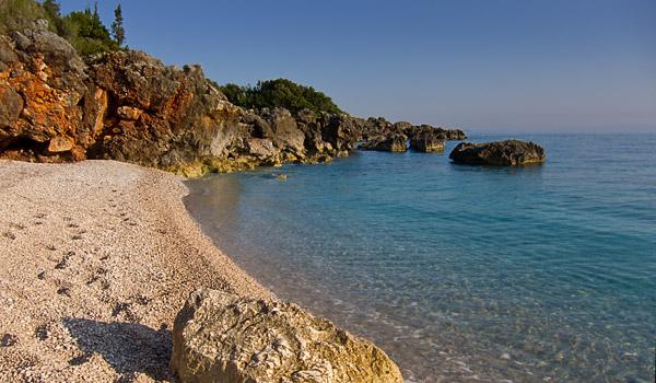 Top 5 beaches in Albanian Riviera
