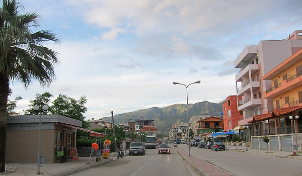 Orikum - a little town with atmosphere and history